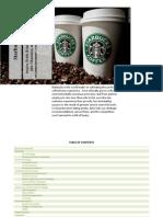 Starbucks Corporation Paper