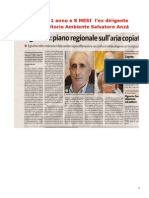 Anza' Salvatore Dirigente Assessorato Territorio Ambiente Condannato a 1 Anno e 8 Mesi