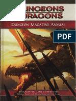 Dungeon Magazine Annual 2010