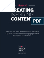 The Art of Creating Inspiring Content