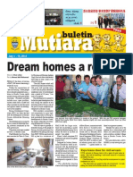 Buletin Mutiara July #2 issue - Tamil, Chinese and English