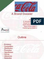 Coke Brand Dossier