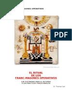 Carr, Thomas - Ritual de Los Masones Operativos