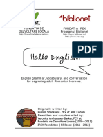 Hello English - Manual