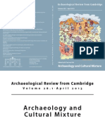 Van Pelt - Archaeology and Cultural Mixture