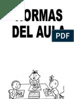 Libro Normas Aula