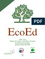 Manual Eco Ed Grades 3-8