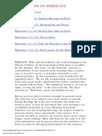 Law, Henry - Meditations on Ephesians (b)