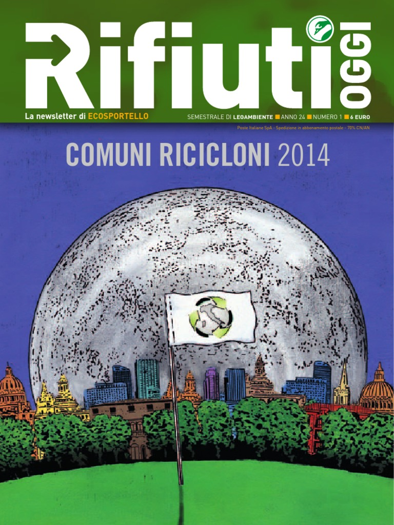colori delicati la più grande selezione maggiore sconto di vendita Comuni Ricicloni 2014: Ecosportello