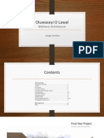 oolawal design portfolio