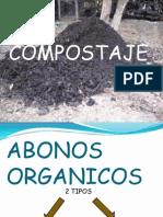 Elaboracion de Compost