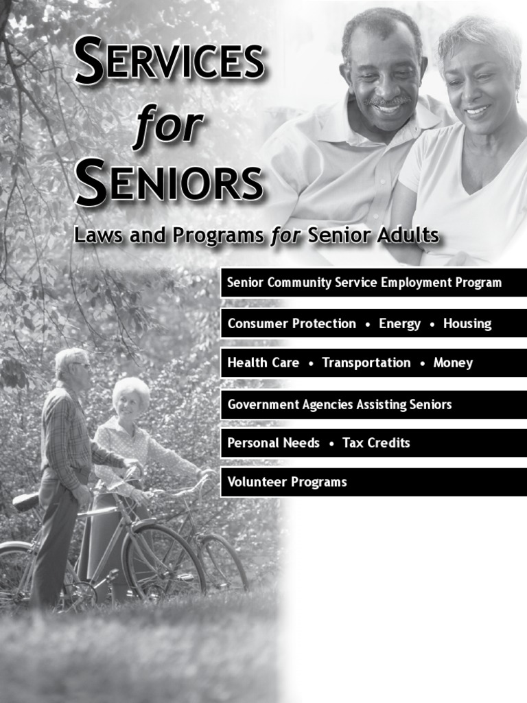 services for seniors | medicare (united states) | medicaid