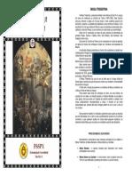 Ordinário da Missa Tridentina - tamanho médio