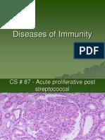 Diseases of Immunity - Pathology