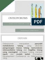 Osteoporosis - Nadia Ayu