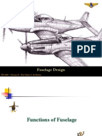 Fuselagem Design