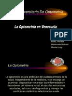 La Optometria