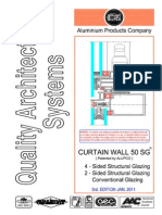 1_alupco 50sg Curtain Wall System