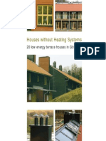 20 Passive Houses in Sweden