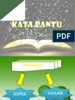 Presentation Kata Bantu