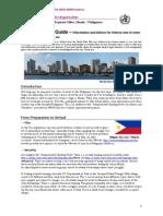 Manila Survival Guide for Interns.pdf