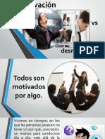 La Motivación vs Desmotivacion
