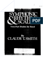 Smith - Symphonic Rhythms and Scales 1/1