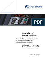 Fuji - Manual Tecnico Frenic Multi