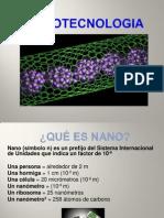 5.1 Nanotecnologia
