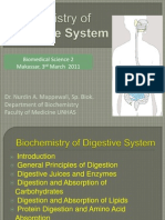 1.Biochemistry of Digestive System