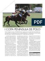 I Copa Peninsula De Polo | Gaspar Lino