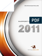 Rapport Annuel BCP 2011