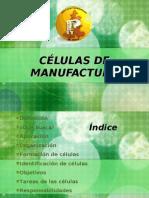 Celulas de Manufactura