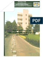 Benin Pnds 2009-2018 Last Year Version - Fr