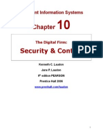 Security and Controlt Ch 10 ALL