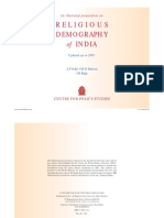 Indian Demography