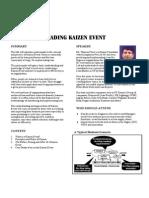 KAIZEN_Leading Kaizen Event