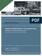 Regional Repercussions of the Ukraine Crisis