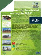 Ordenamento Territorial na região MAP 2009
