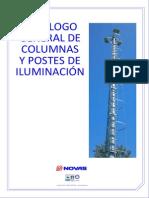 folleto columnas