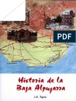 Historia de La Alpujarra Baja
