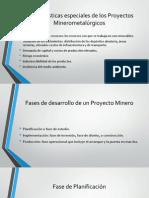 Metodología Para La Evaluación de Proyectos Mineros