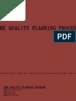 Sec 03  Quality Planning Process