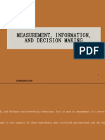 Sec 09 Measurement,Information and DM