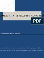 Sec 37 Quality In Developing Countries