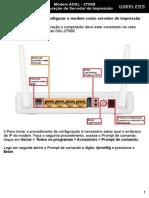 Configuracao de Print Server