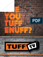 TUFF TV Network, LLC Executive Summary