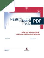 Allergia Alle Pr Del Latte Vaccino