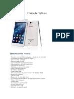 Características de Phablet