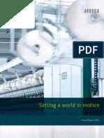 Rieter Annual Report 2012